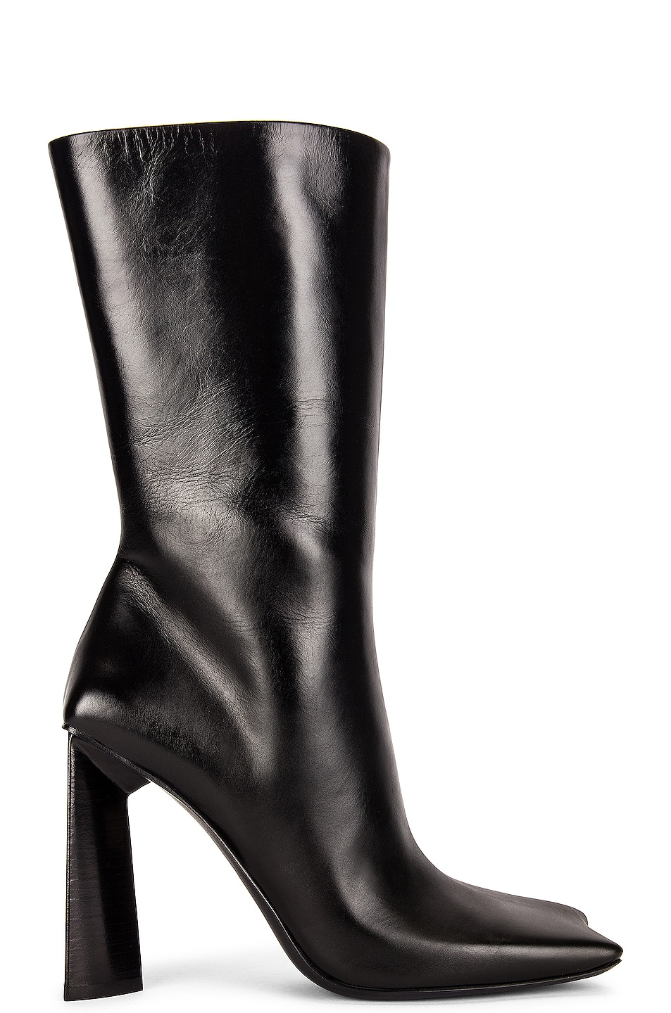 Image 1 of Balenciaga Ankle Booties in Black