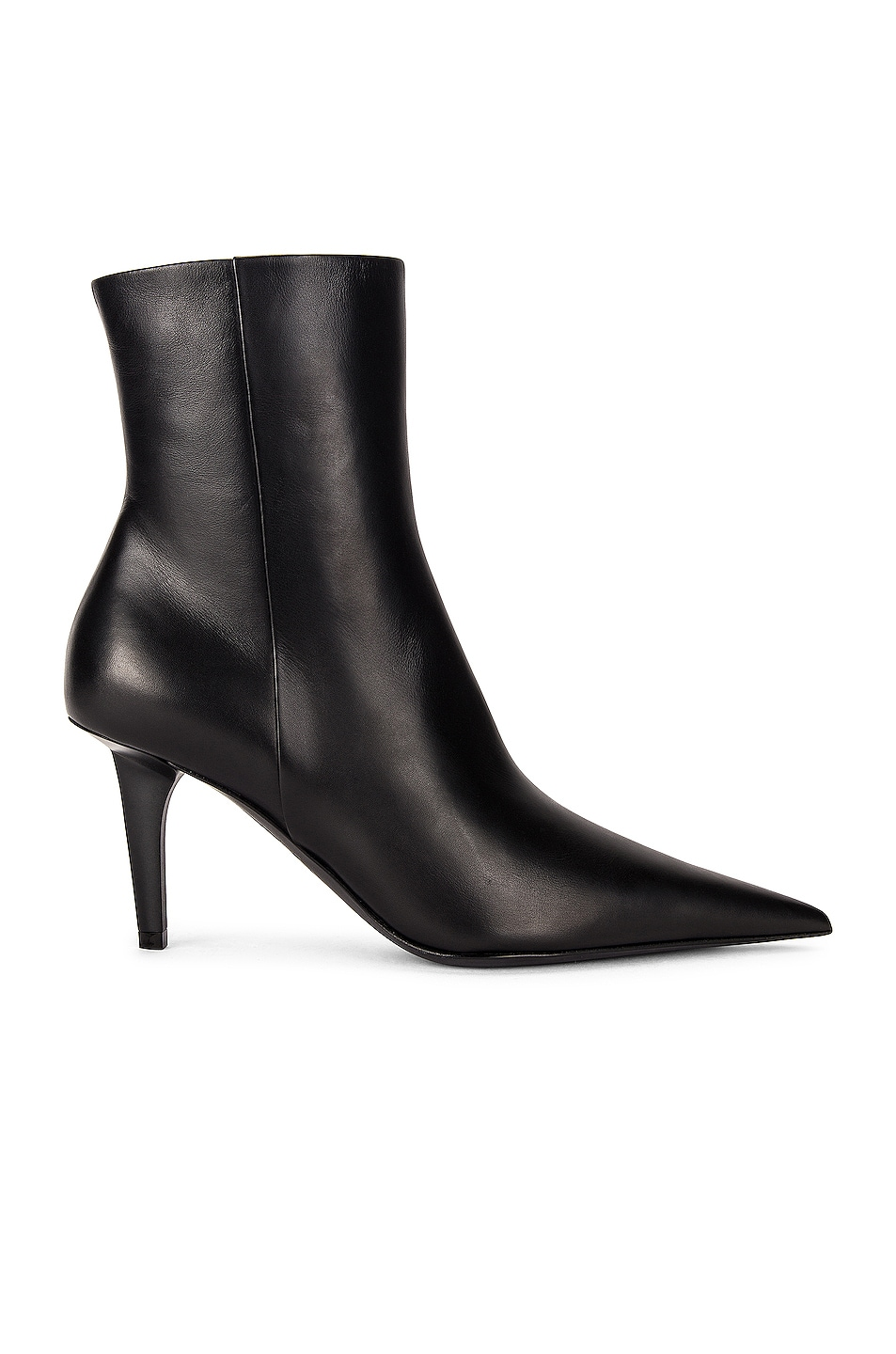 Image 1 of Balenciaga Knife Shark Booties in Black