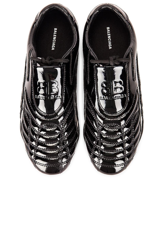 Image 1 of Balenciaga Zen Sneakers in Black