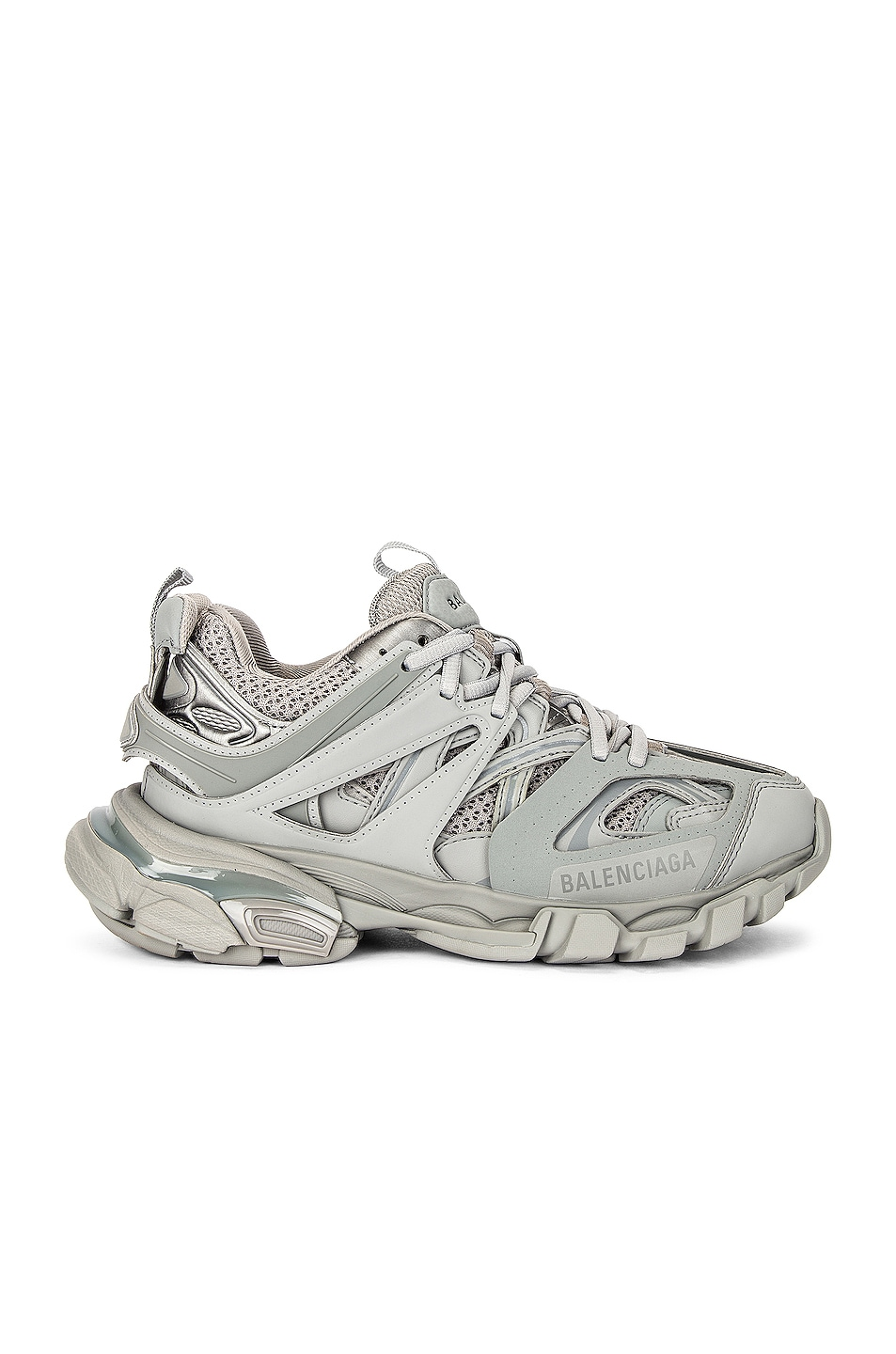 Image 1 of Balenciaga Track Sneakers in Balenciaga Grey