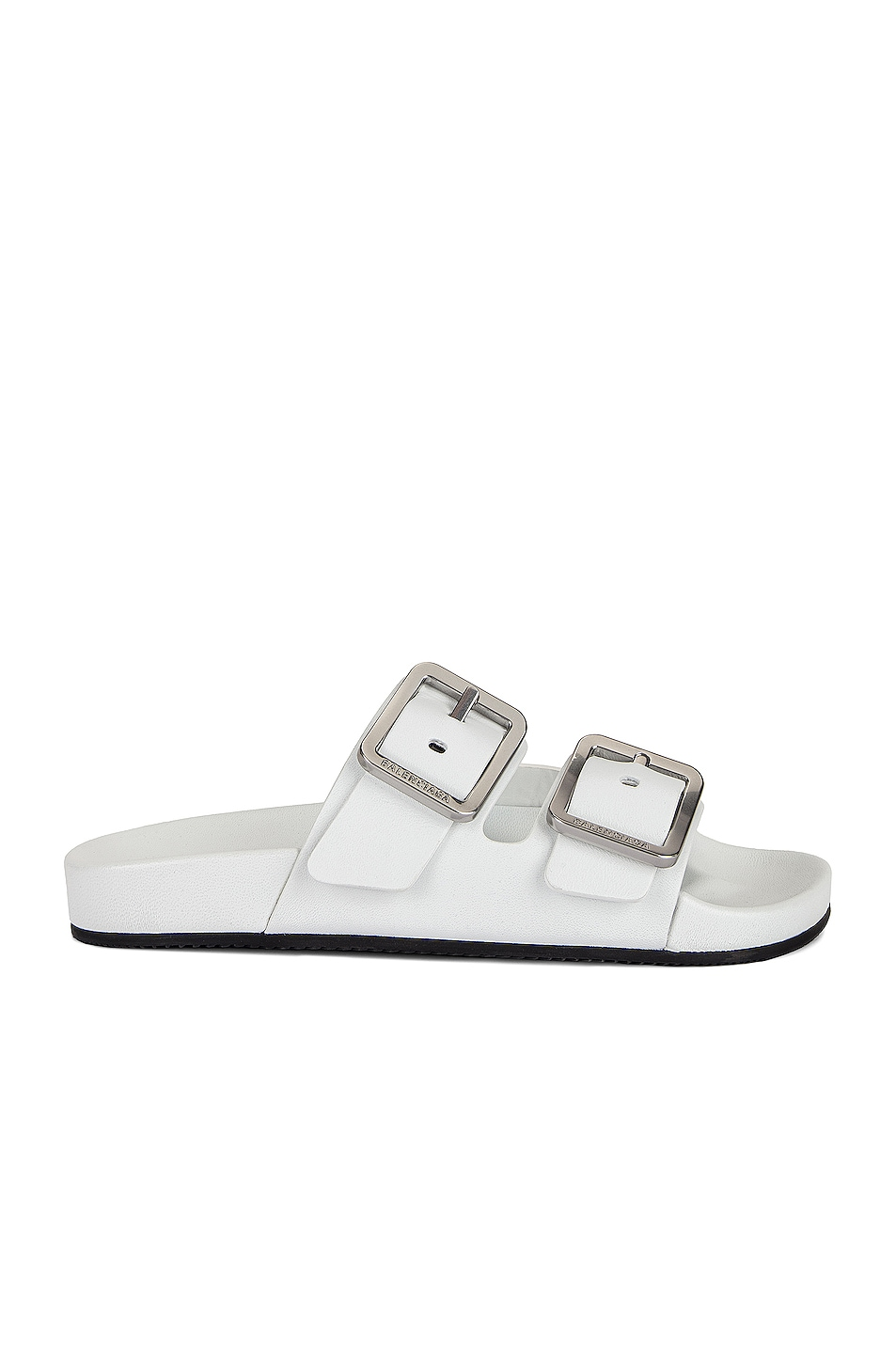 Image 1 of Balenciaga Mallorca Sandals in White