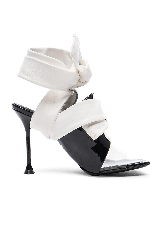 Balenciaga Patent Leather Heels 15E6g7Qz