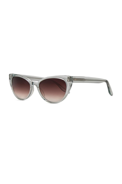 Image 2 of Barton Perreira for FWRD Leida Sunglasses in Aspen & Smokey Topaz