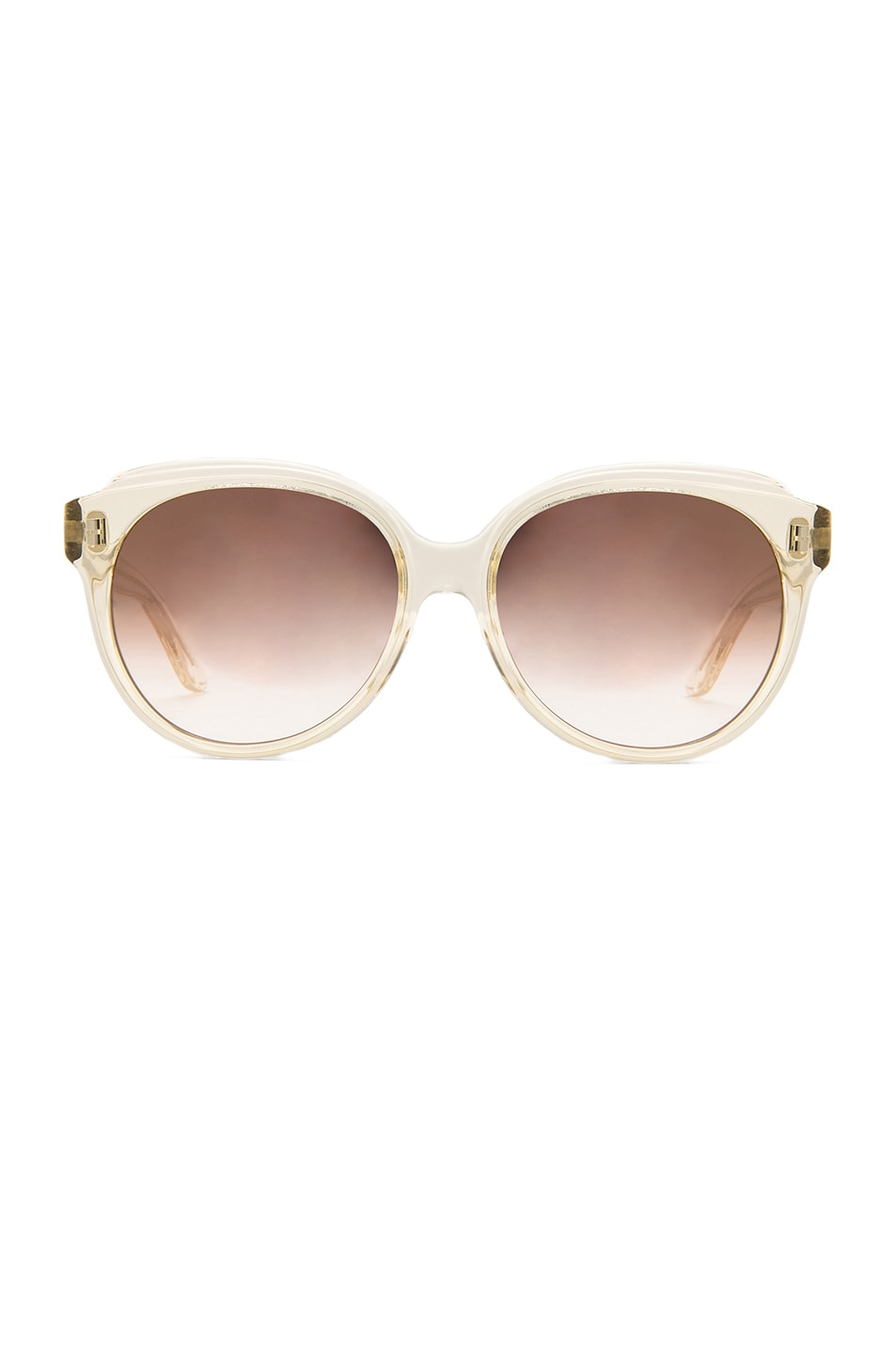 Image 1 of Barton Perreira Marvalette Sunglasses in Champagne