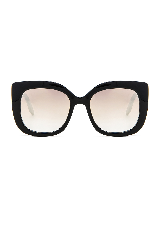 Image 1 of Barton Perreira Olina Sunglasses in Black