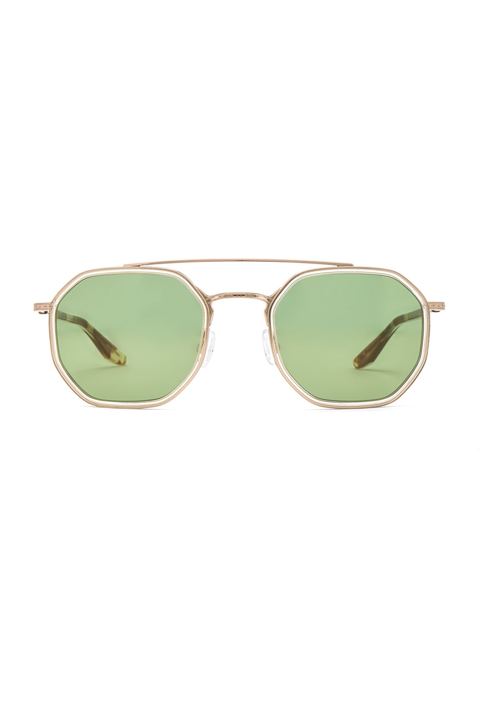 Image 1 of Barton Perreira Themis Sunglasses in Champagne