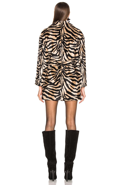 Image 4 of Blaze Milano Foxy Lady Hunny Jacket in Zebra