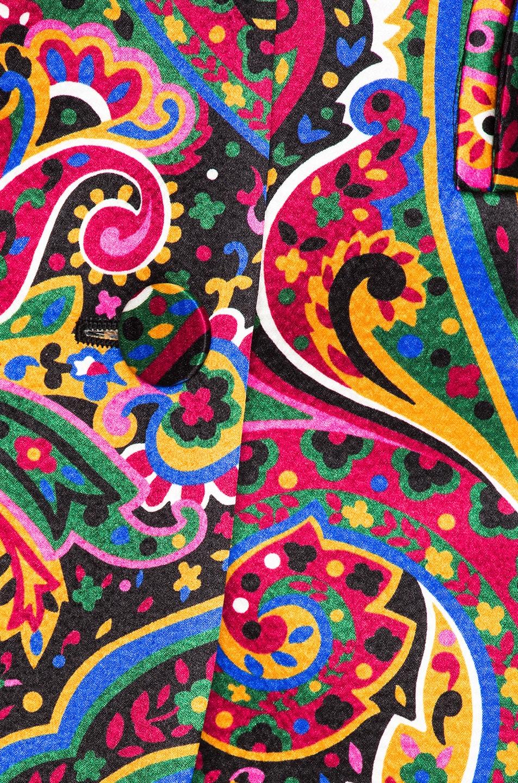 Image 5 of Blaze Milano Irina Sunshine Blazer in Multicolor Paisley