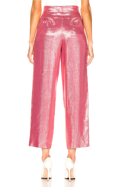 Image 3 of Blaze Milano Diva Royal Trouser in Pink