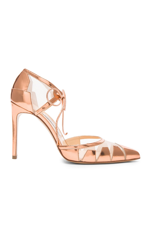 BIONDA CASTANA Patent Leather Heels Tp43U9