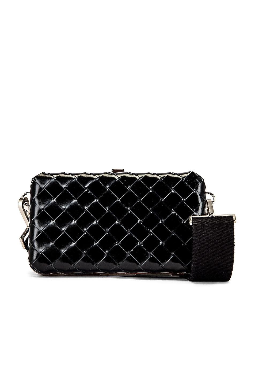 Image 1 of Bottega Veneta Shoulder Bag in Black