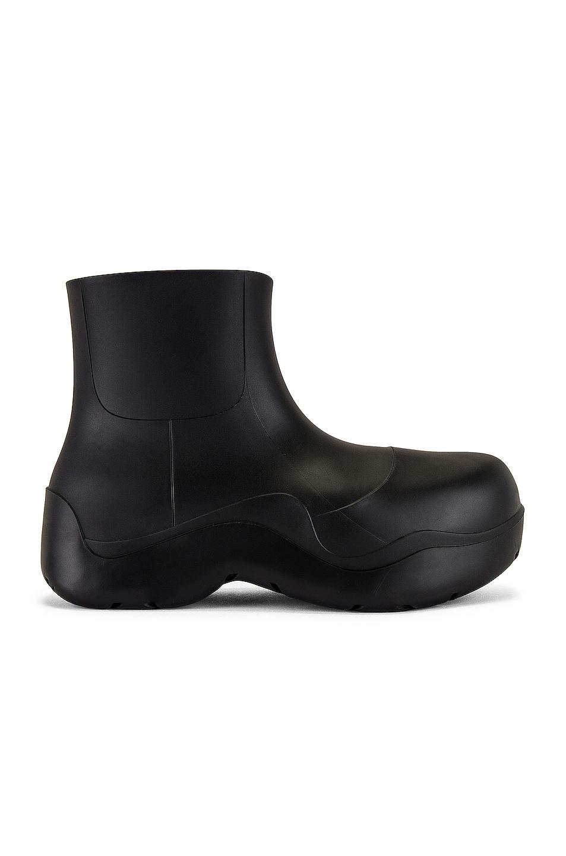 Image 1 of Bottega Veneta Puddle Boot in Black