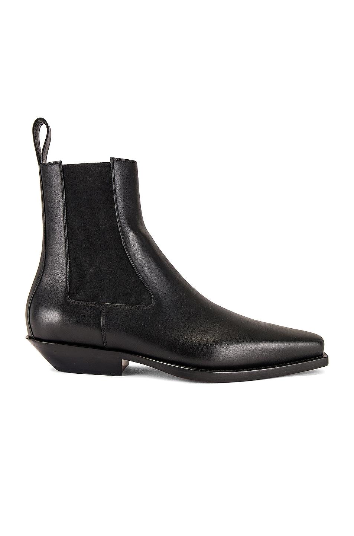 Image 1 of Bottega Veneta Boots in Black