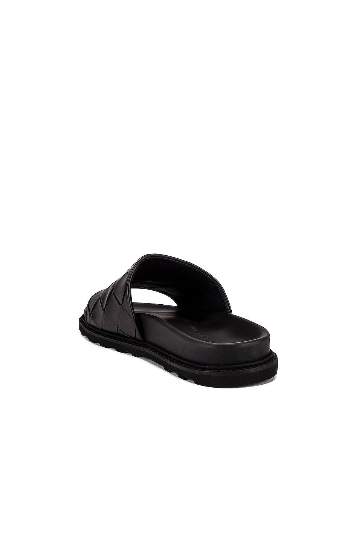 Image 3 of Bottega Veneta Speedster Slide in Black