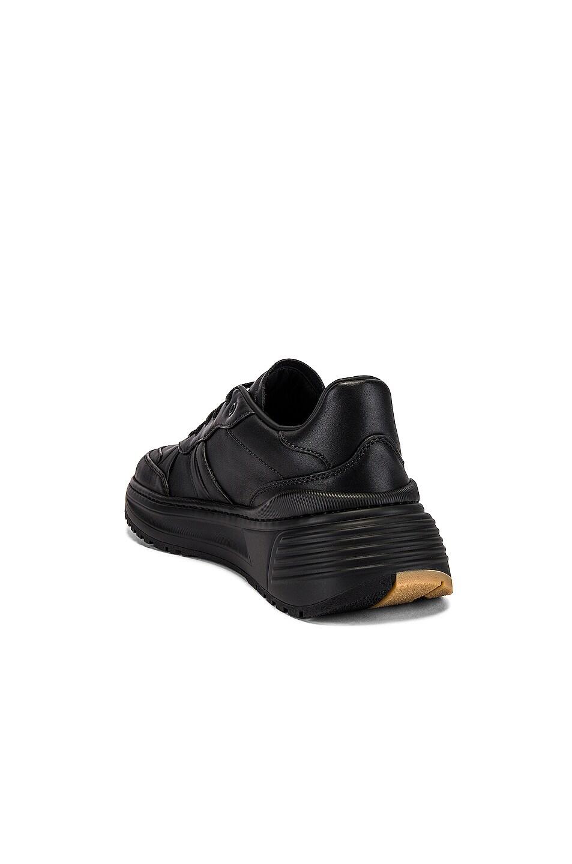 Image 3 of Bottega Veneta Speedster Sneaker in Black
