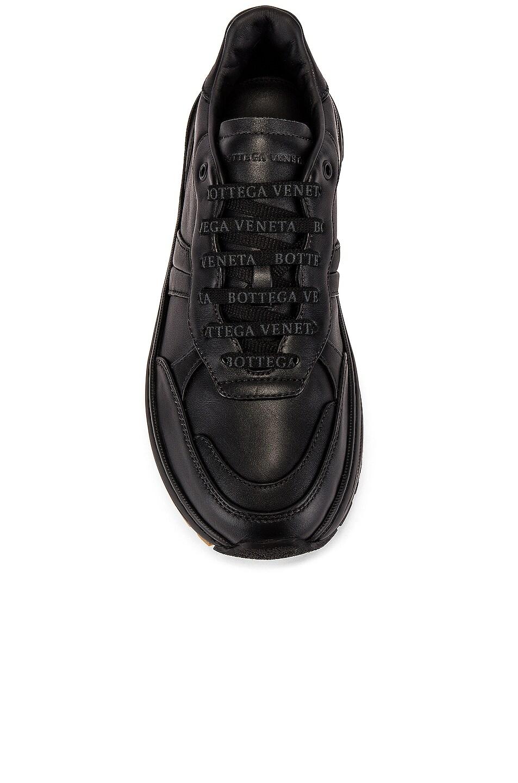 Image 5 of Bottega Veneta Speedster Sneaker in Black