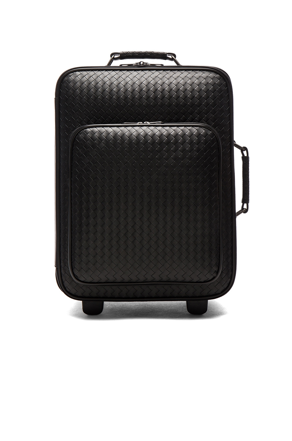 Image 1 of Bottega Veneta Travel Bag in Nero