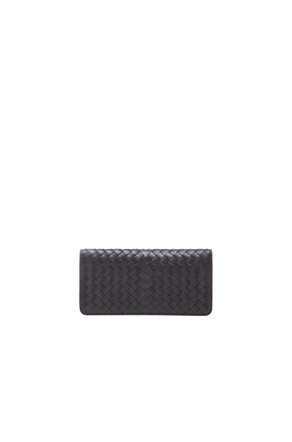 Image 2 of Bottega Veneta Flat Wallet in Black