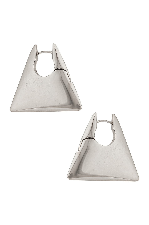 Image 1 of Bottega Veneta Orecchini Earrings in Silver