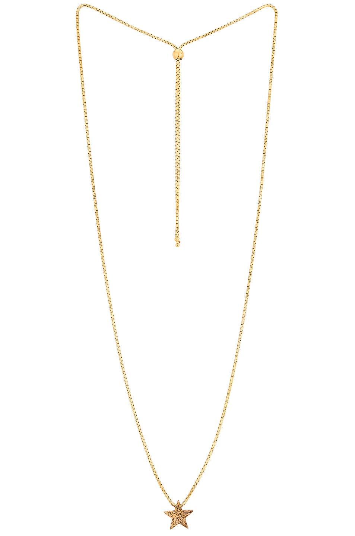 Image 1 of Bottega Veneta Star Necklace in Jasper