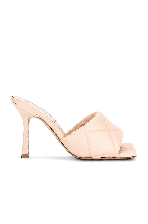 Image 1 of Bottega Veneta BV Rubber Lido Sandals in Bandage