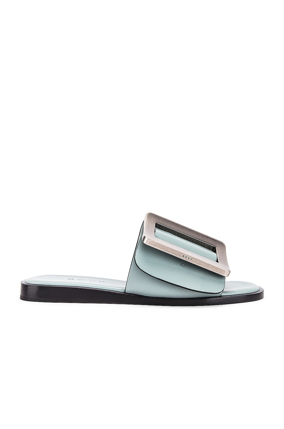 Image 1 of Boyy Sandal in Seafoam