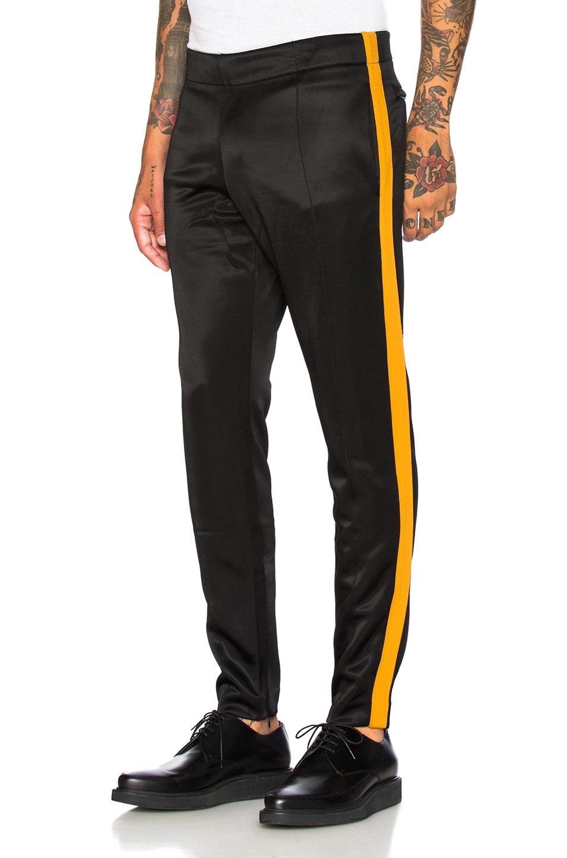 Image 1 of Burberry Prorsum Slim Tracksuit Pants in Black 85902b25d39