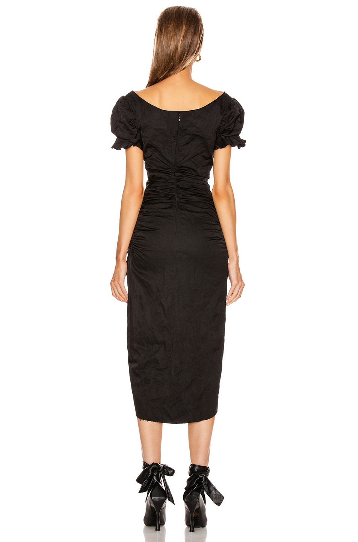 Image 3 of Brock Collection Petruska Dress in Black