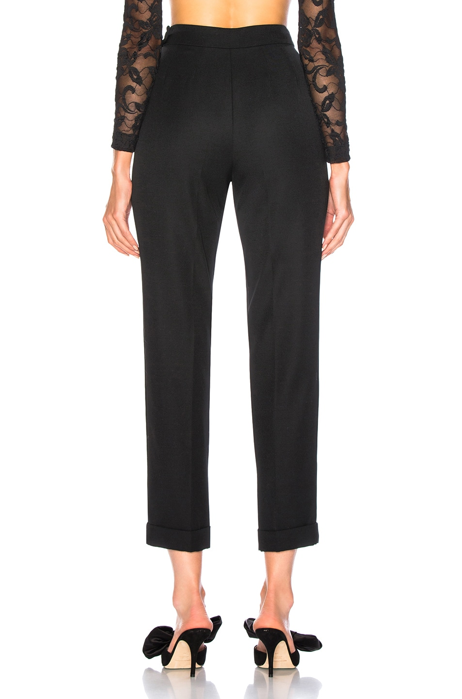 Image 3 of Brock Collection Peregrine Trousers in Black