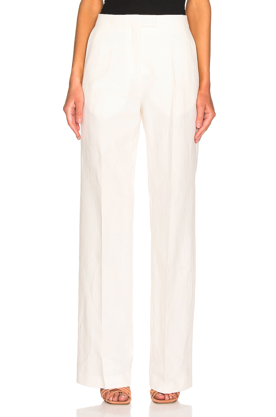 Image 1 of Brock Collection Orfeo Ladies Trousers in Natural
