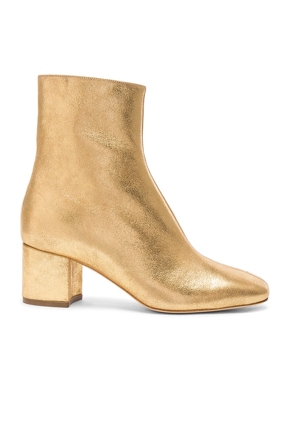 Image 1 of Brother Vellies Leather Kaya Boots in Gold Leather