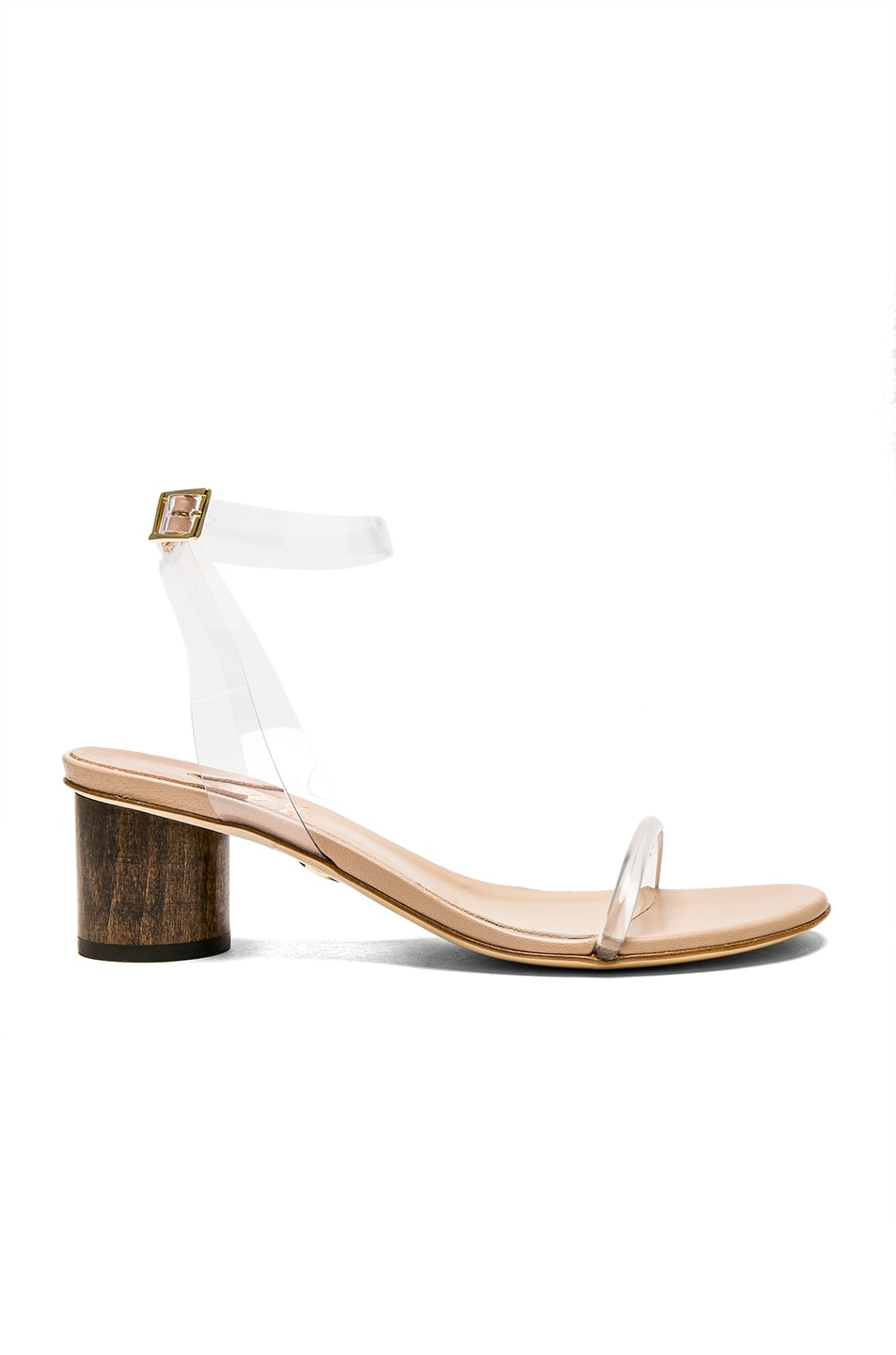 Image 1 of Brother Vellies PVC Dhara Sandals in Nude