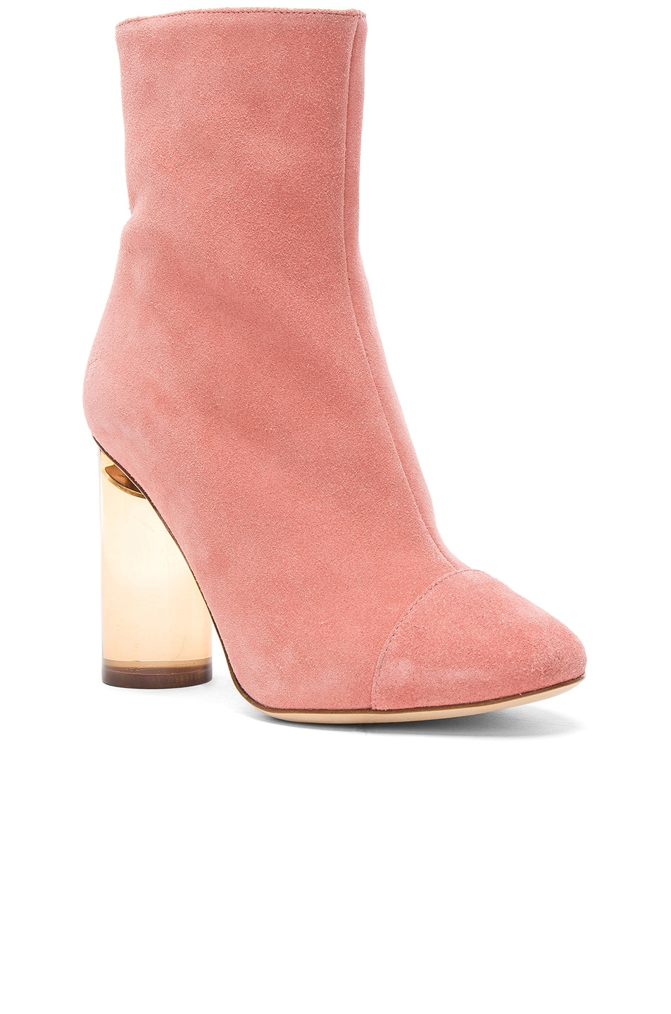 BROTHER VELLIES Suede Bianca Boots in . Q7MJTvYdt