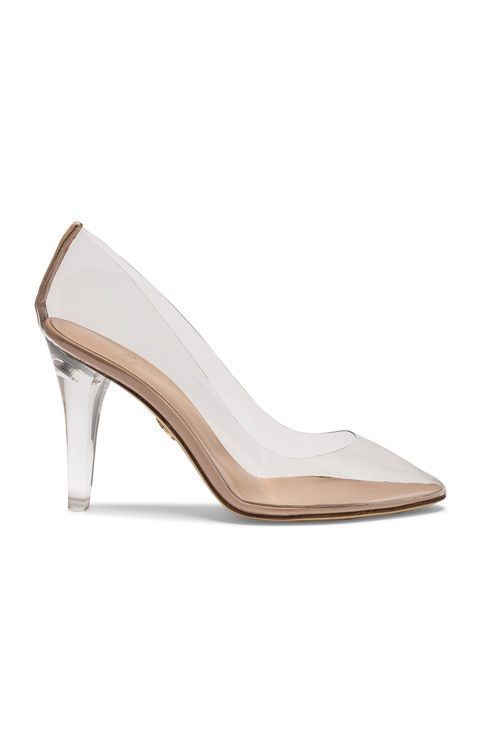 Image 1 of Brother Vellies PVC Holiday Glass Pumps in PVC