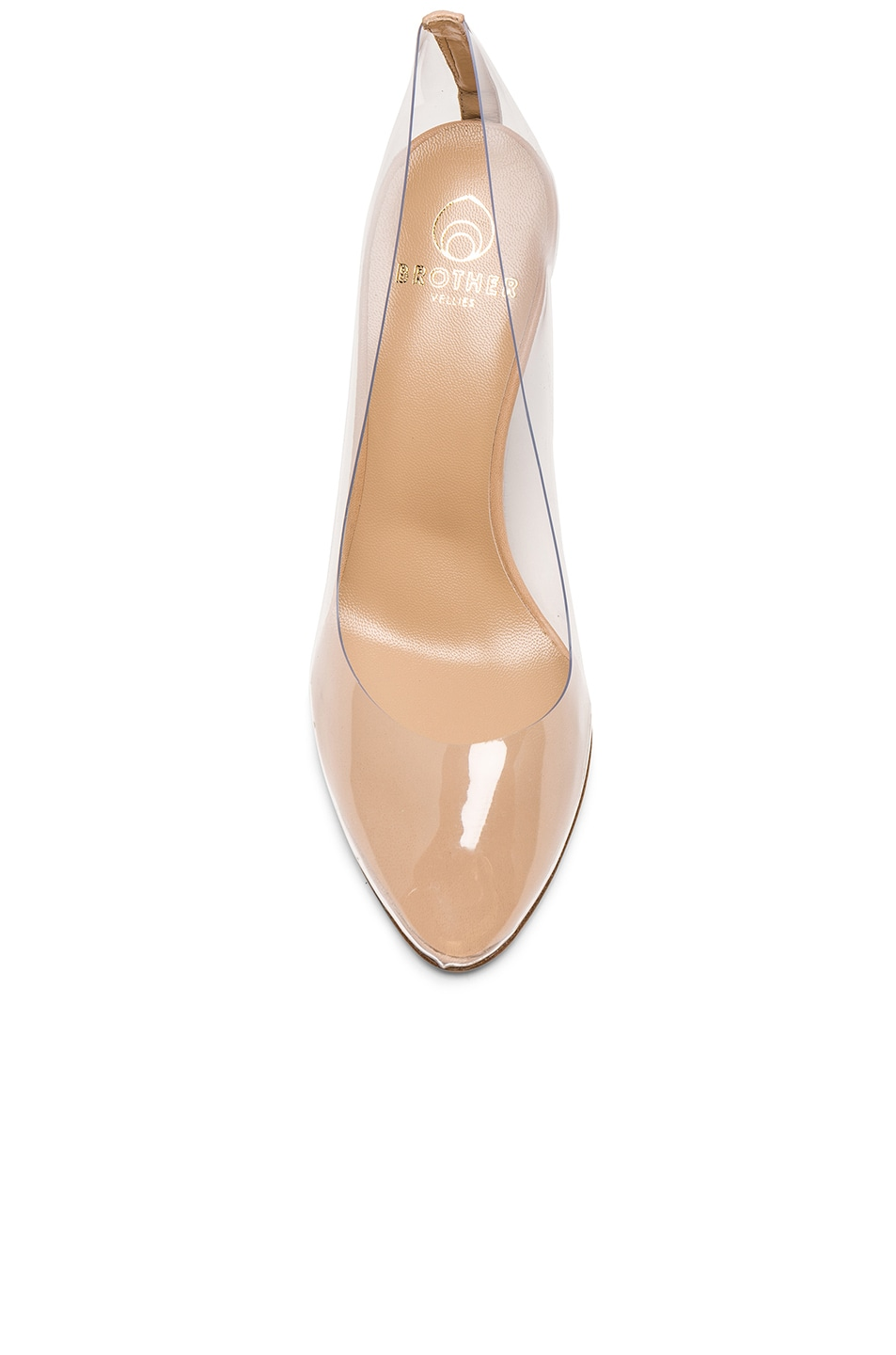 Image 4 of Brother Vellies PVC Holiday Glass Pumps in PVC