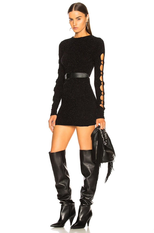 Image 1 of BEAU SOUCI Claudia Dress in Black