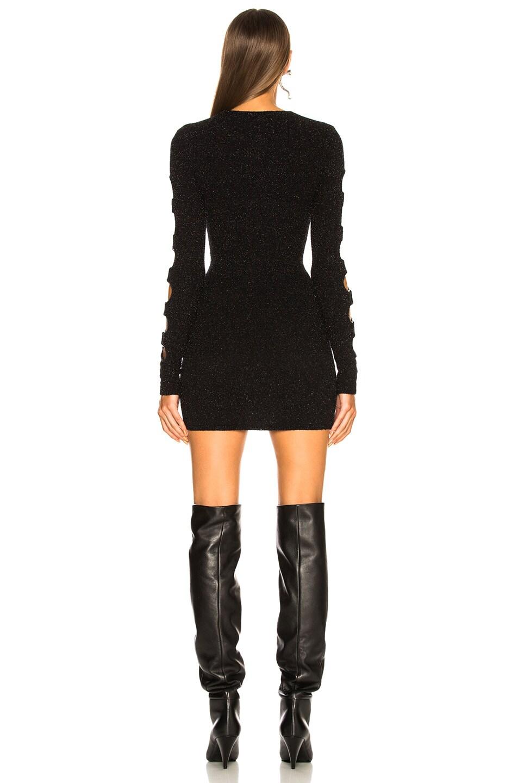 Image 4 of BEAU SOUCI Claudia Dress in Black