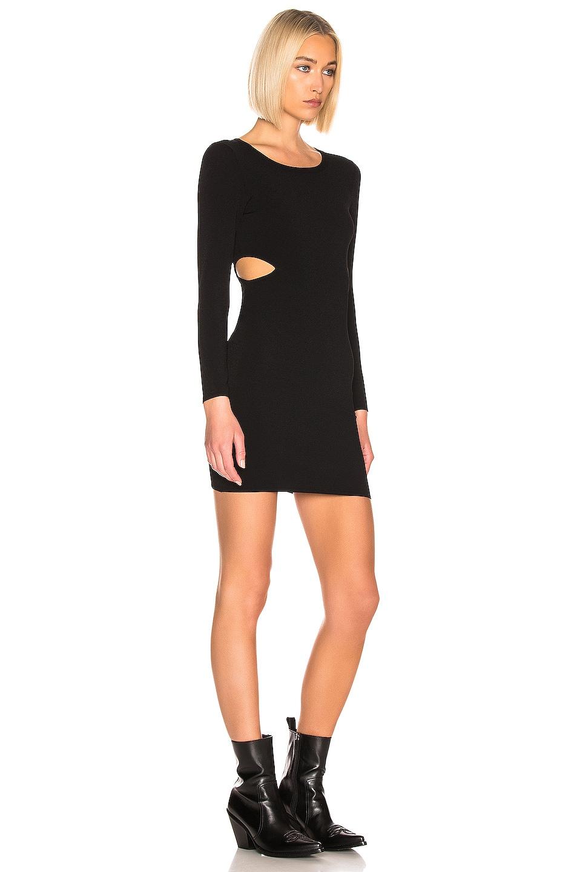 Image 2 of BEAU SOUCI Julia Dress in Black