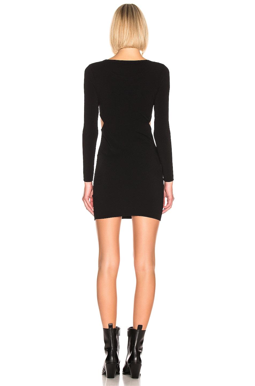 Image 3 of BEAU SOUCI Julia Dress in Black