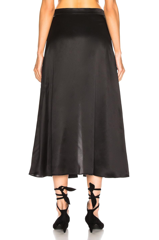 Image 3 of BEAU SOUCI Arance Skirt in Black