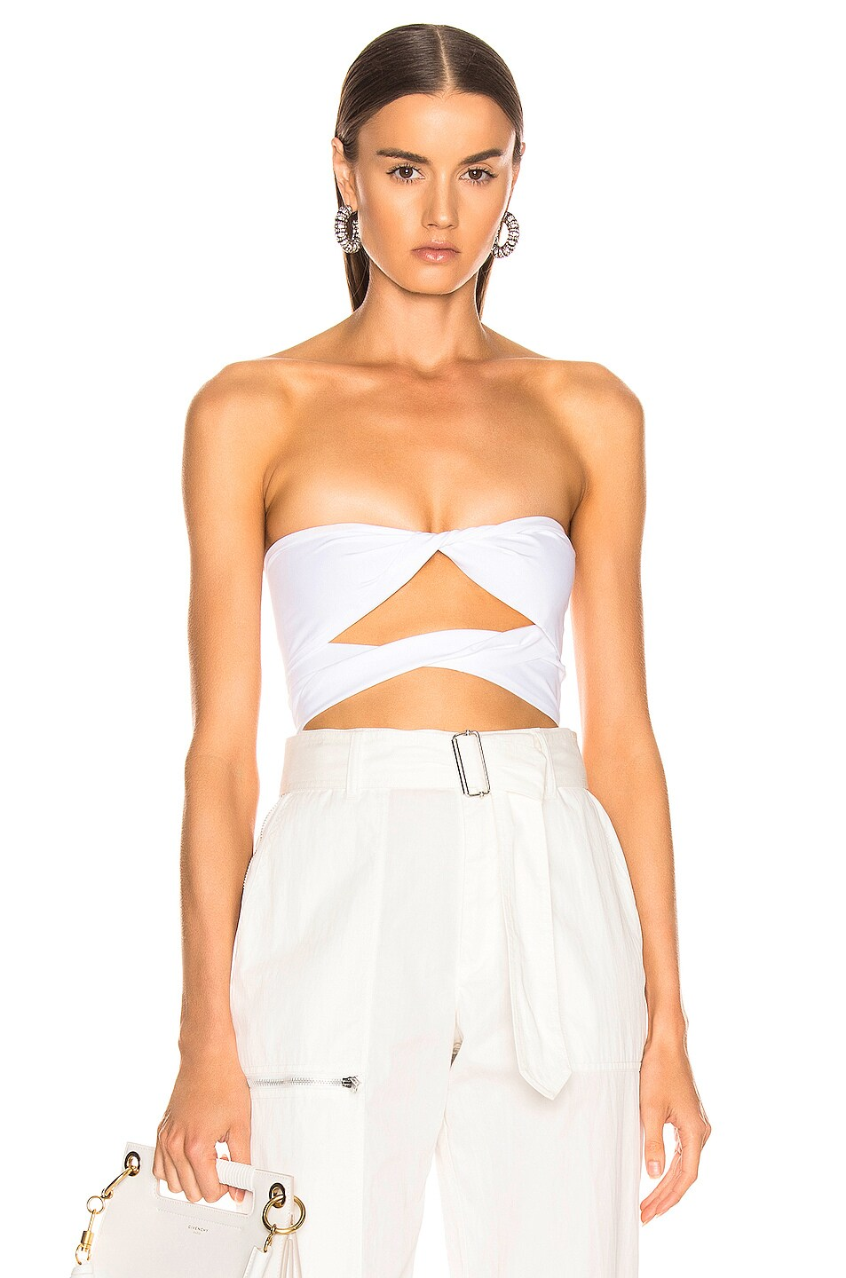 Image 1 of BEAU SOUCI Milano Top in White