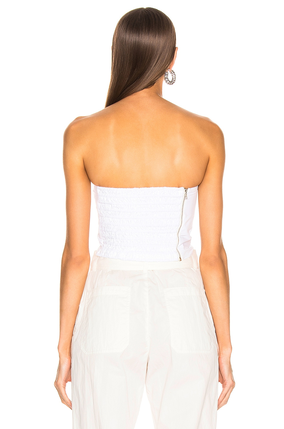 Image 3 of BEAU SOUCI Milano Top in White