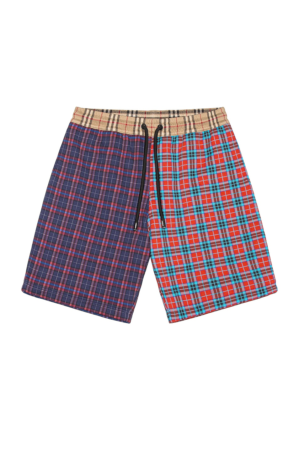 Image 1 of Burberry Husky Shorts in Blue