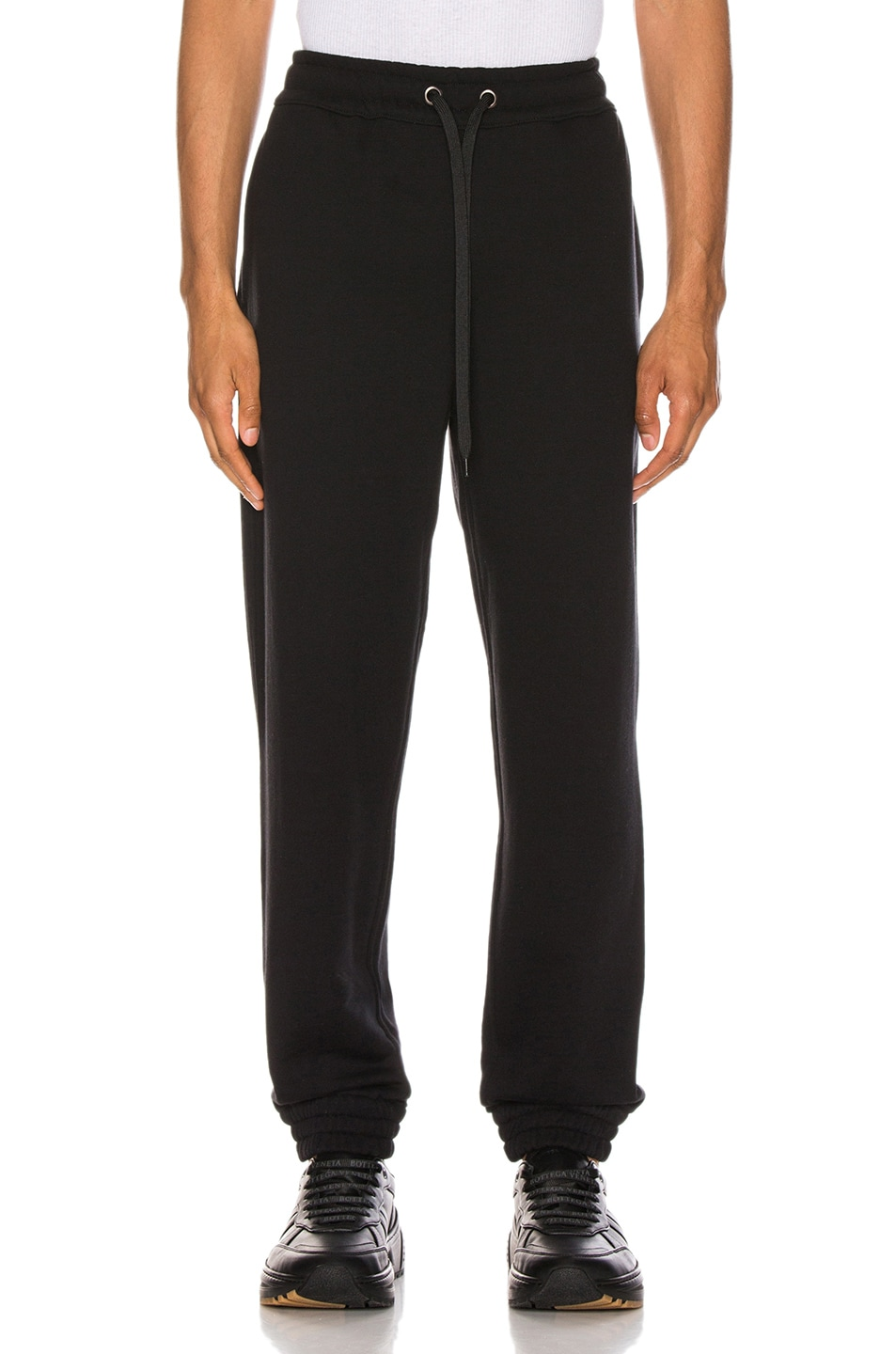 Image 1 of Burberry Sweatpants in Black