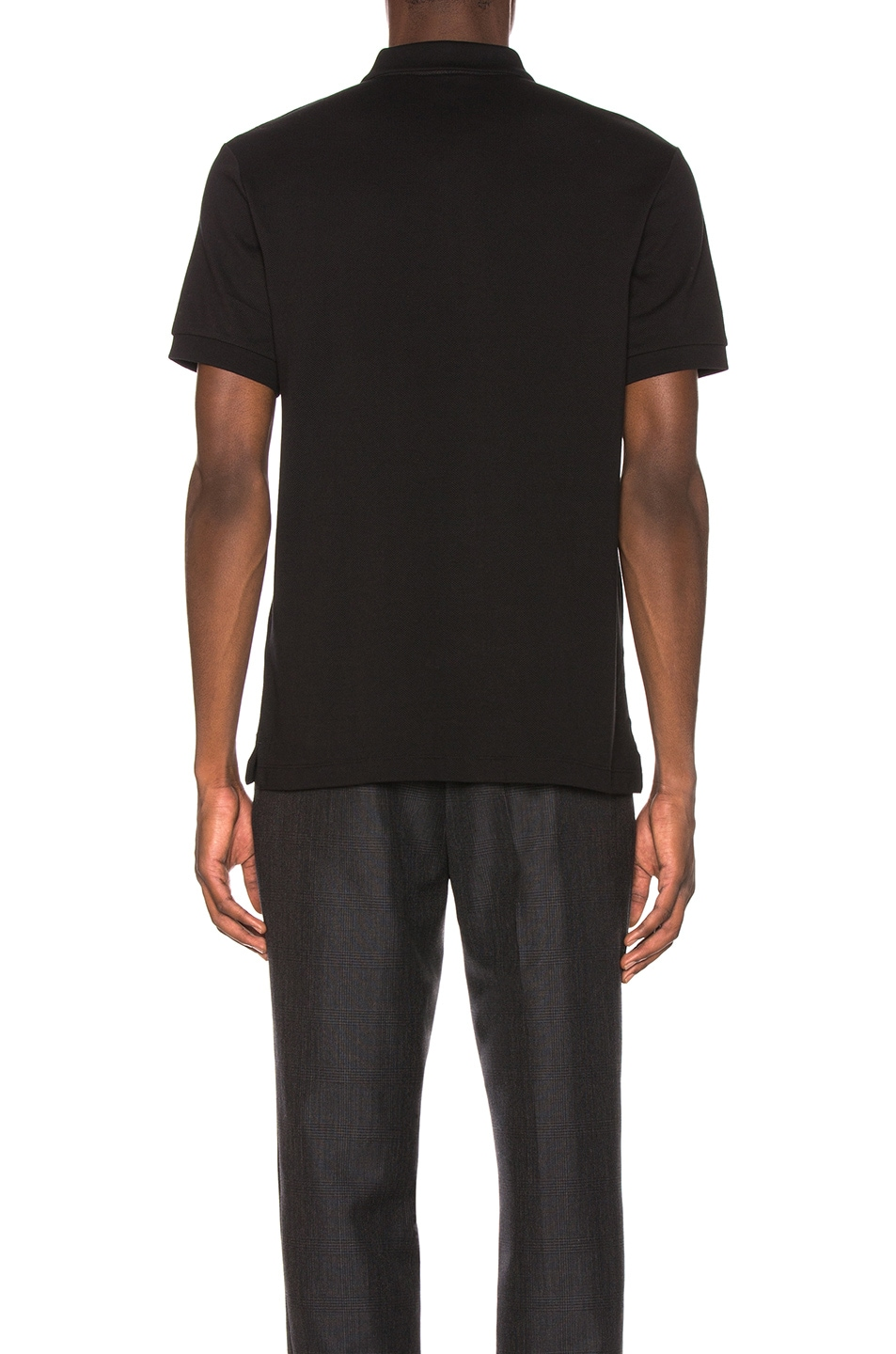 Image 4 of Burberry Hartford Polo in Black