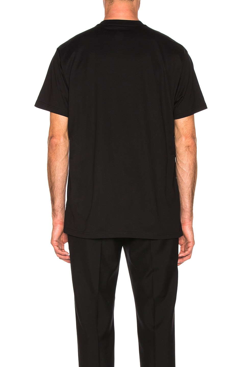Image 3 of Burberry Archive Photographic Tee in Black