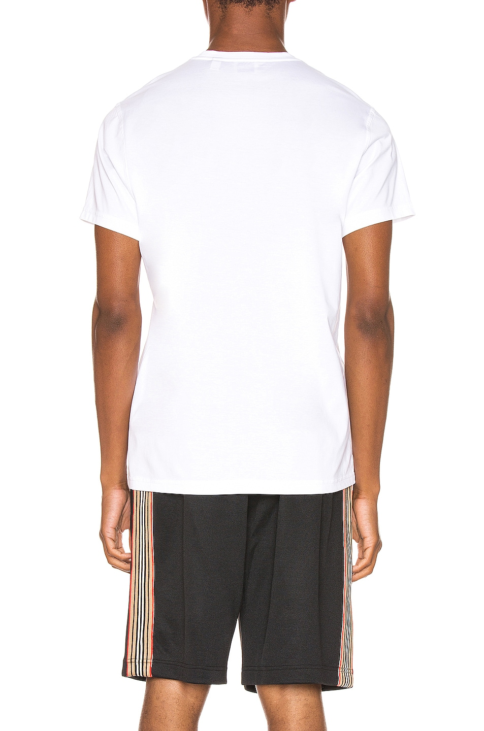 Image 4 of Burberry Parker Tee in White
