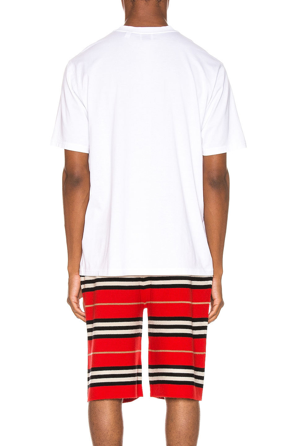 Image 4 of Burberry Gately Tee in White