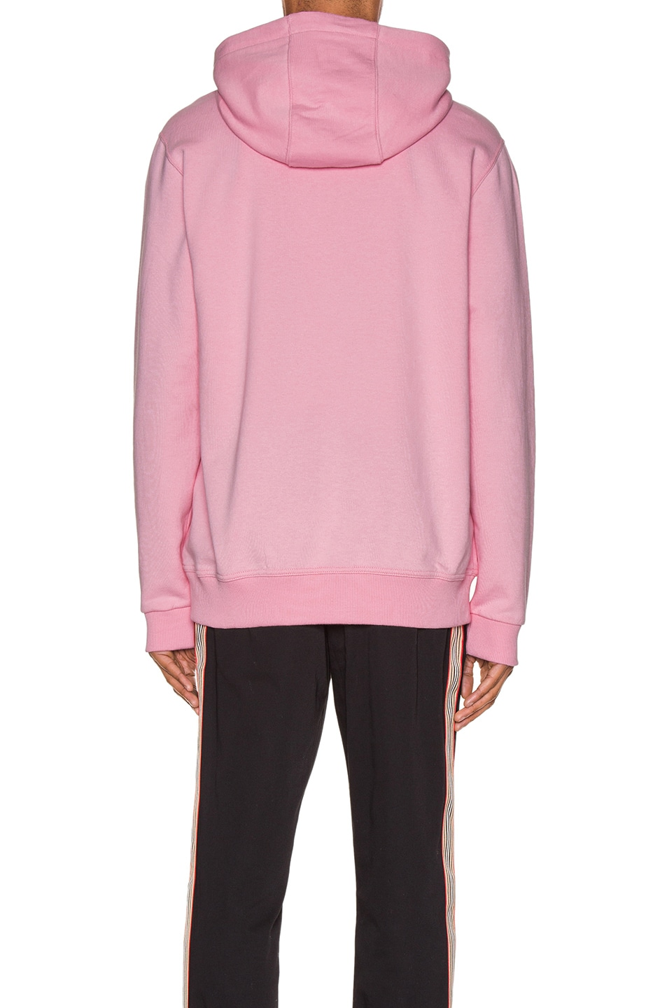Image 3 of Burberry Hoodie in Candy Pink