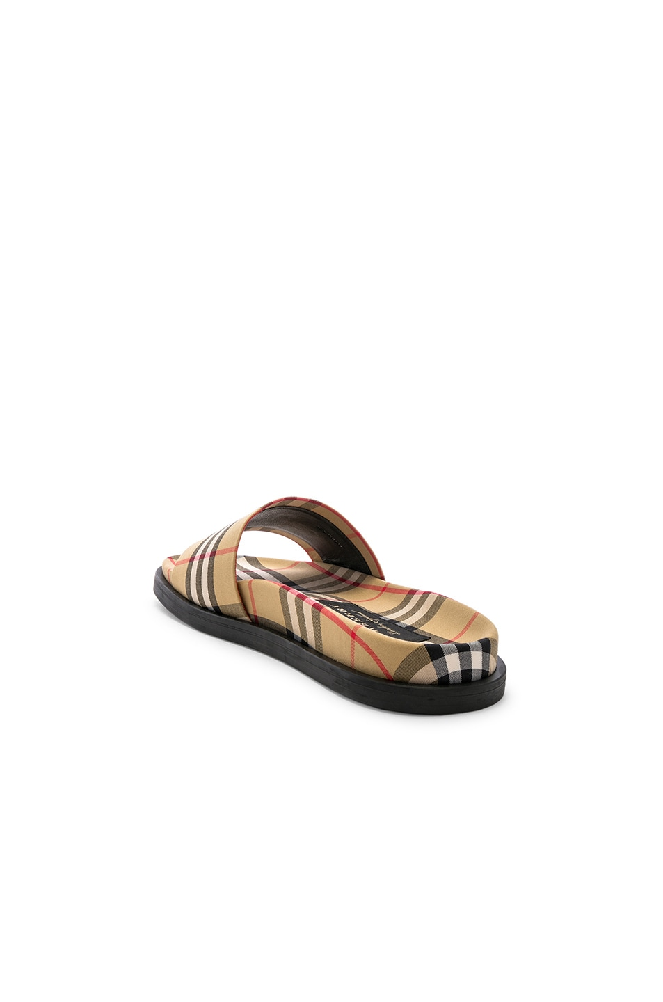 Image 3 of Burberry Sandal in Antique Yellow